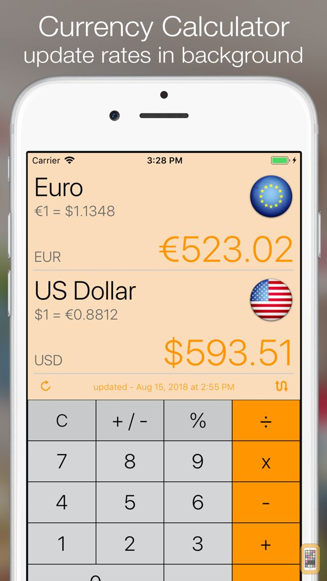 Screenshot - Currency+ (Currency Converter)