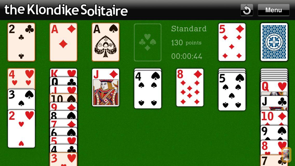 Screenshot - Il Solitaire