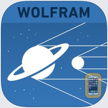 Wolfram Astronomy Course Assistant by Wolfram Group LLC (Universal)