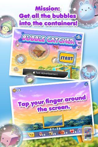 Screenshot - Bubble Catcher!