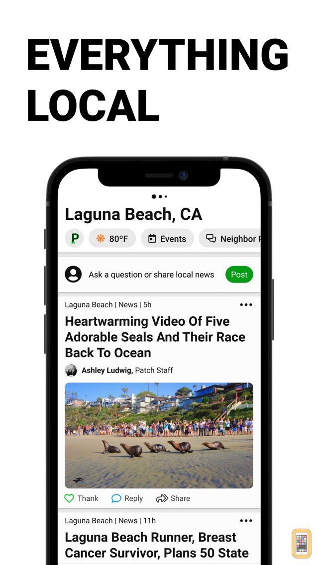 Screenshot - Patch - Local News