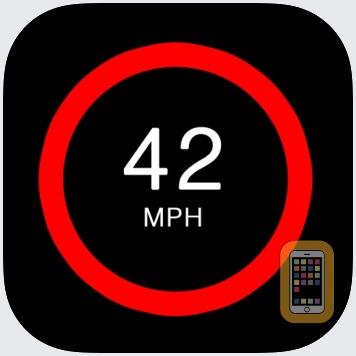 Speed Speak - Talking Speedometer by MobileNet Ltd (iPhone)