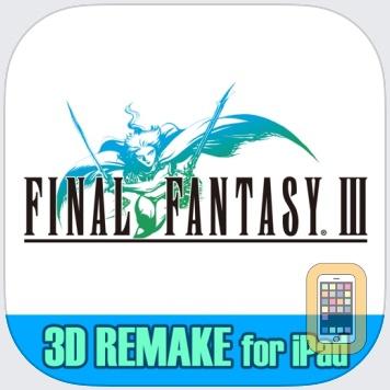 FINAL FANTASY III for iPad by SQUARE ENIX INC (iPad)