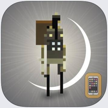 Superbrothers: Sword & Sworcery EP Micro by Capybara Games Inc. (iPhone)