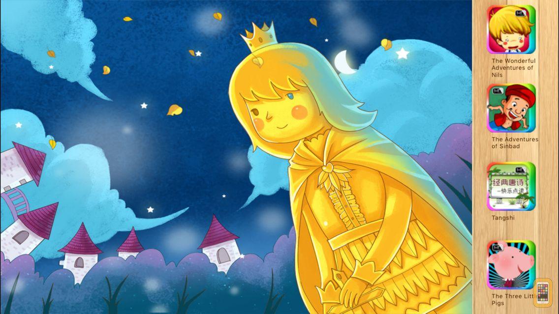 Screenshot - Happy Prince - bedtime Fariy Tale iBigToy