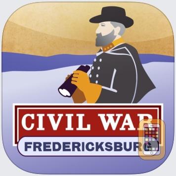Fredericksburg Battle App by NeoTreks Inc. (iPhone)