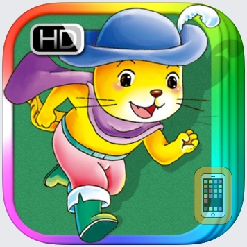 Puss in Boots  Bedtime Fairy Tale iBigToy by iBigToy inc. (Universal)