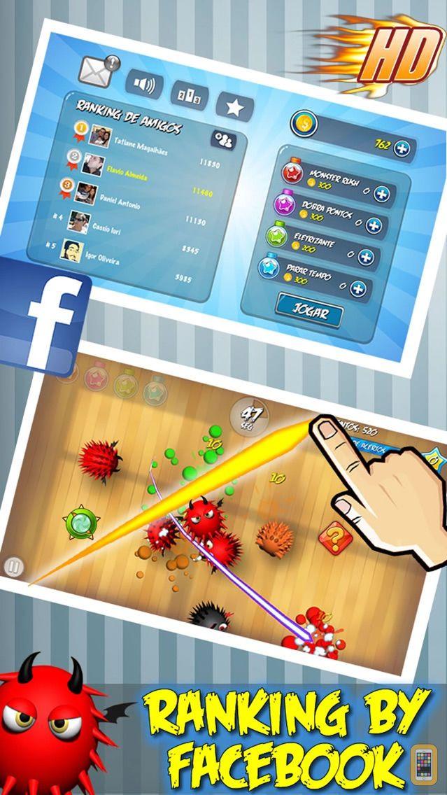 Screenshot - Monster Rush
