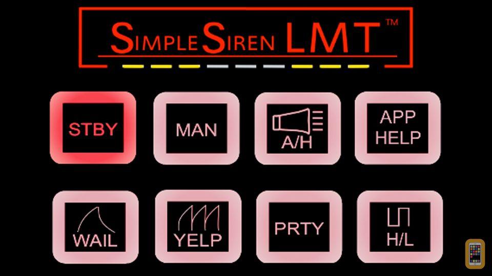 Screenshot - Simple Sirens LMT