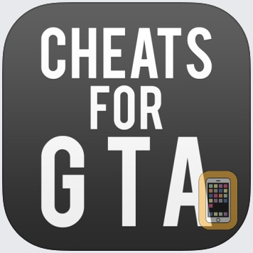 Cheats for GTA - for all Grand Theft Auto games by Midnight Labs Ltd (Universal)