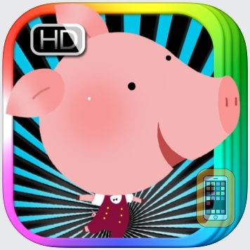 Three Little Pigs  Bedtime Fairy Tale iBigToy by iBigToy inc. (Universal)