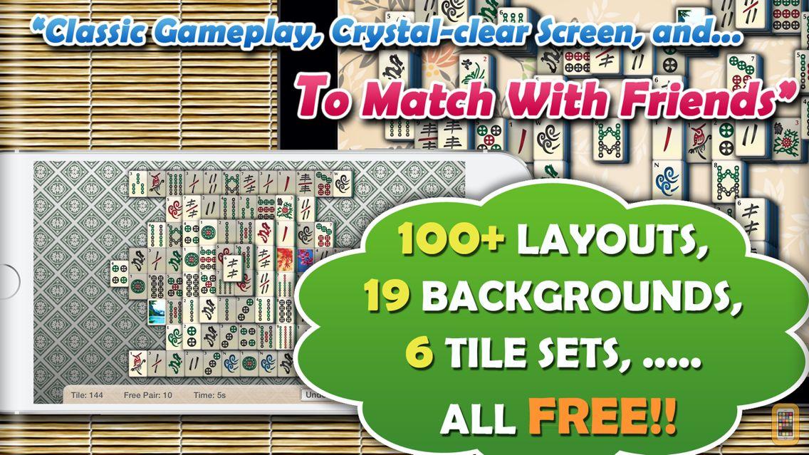 Screenshot - Mahjong Unlimited HD