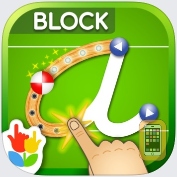 LetterSchool - Block Letters by Letterschool Enabling Learning B.V. (Universal)