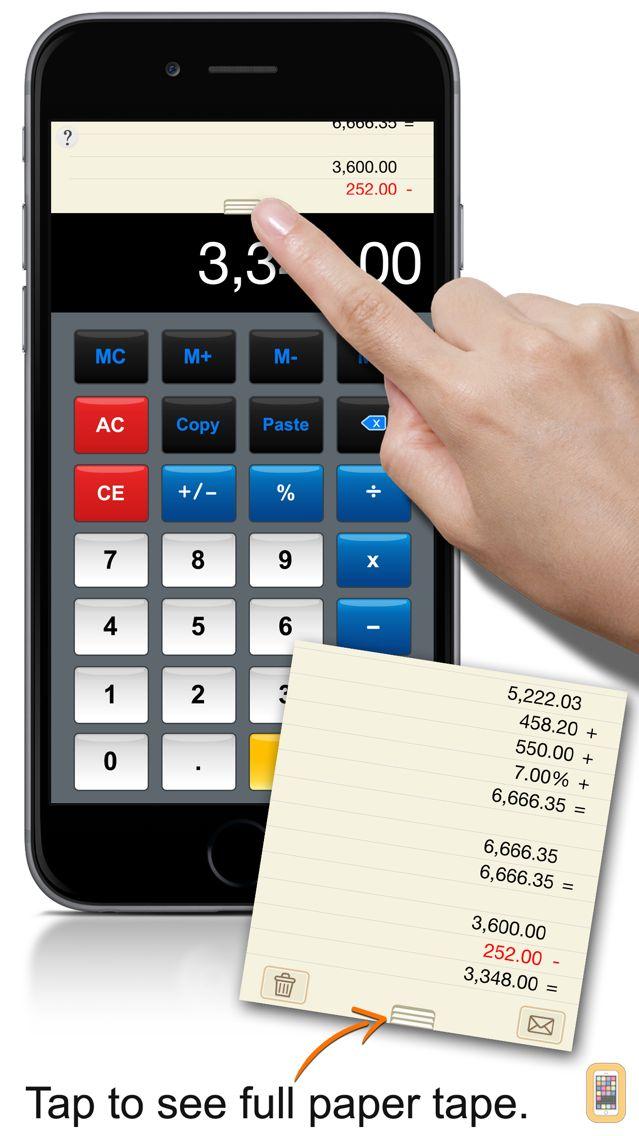 Screenshot - Acc Calculator