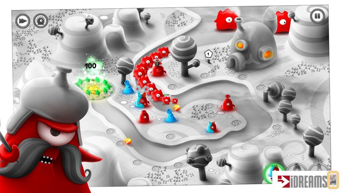Screenshot - Jelly Defense