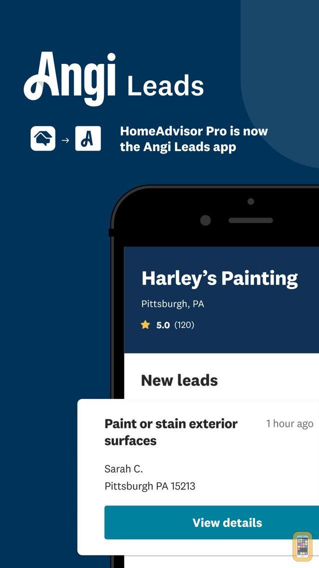 Screenshot - HomeAdvisor Pro