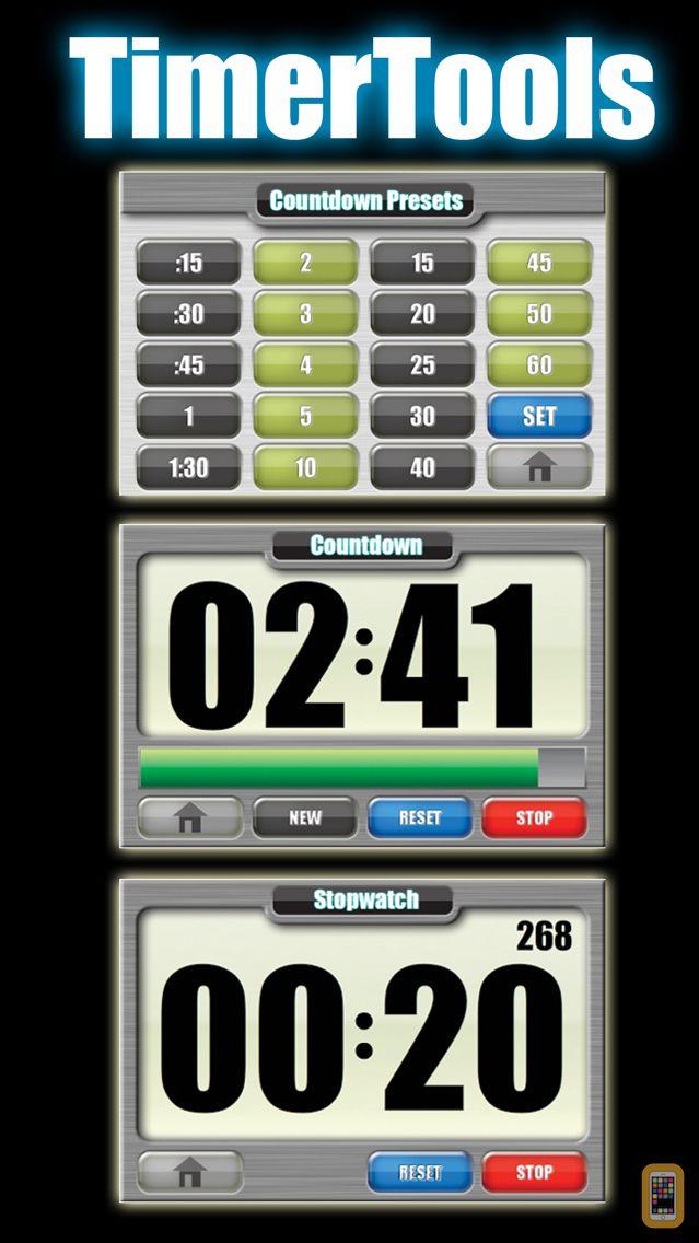 Screenshot - TimerTools