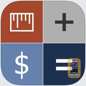 Calc Pro - The Top Calculator by Panoramic Software Inc. (iPhone)