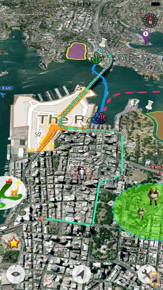 Screenshot - Map Plus