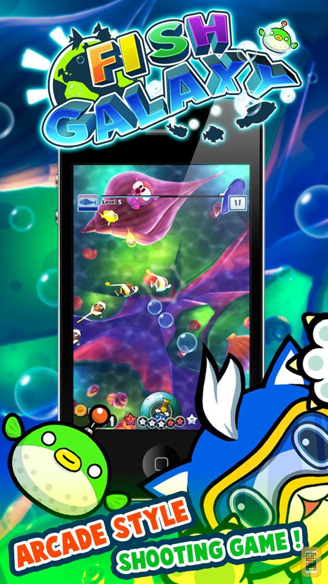 Screenshot - Fish Galaxy