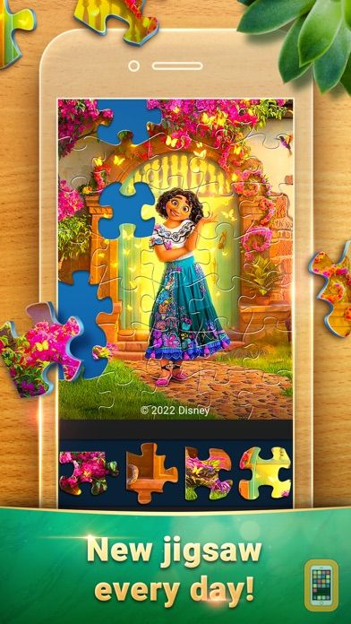 Screenshot - Magic Jigsaw Puzzles