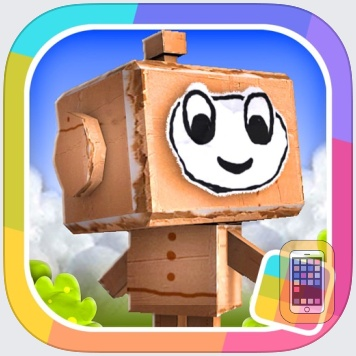 Paper Monsters by Crescent Moon Games (Universal)