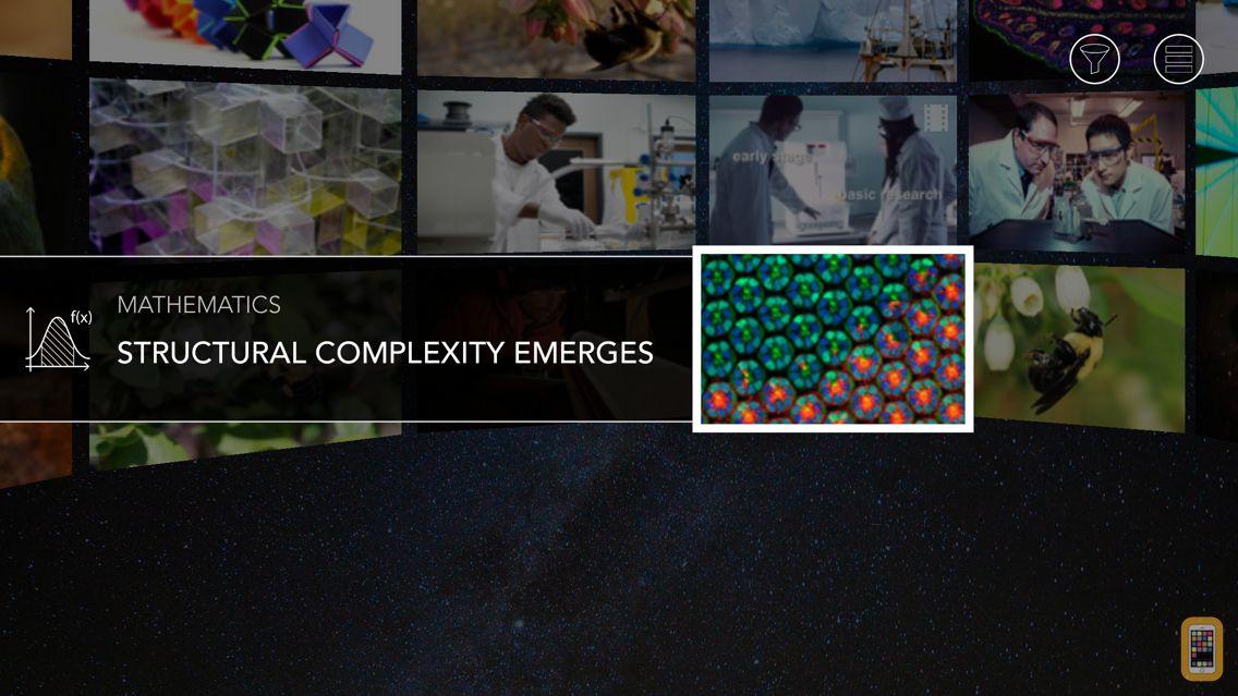 Screenshot - NSF Science Zone
