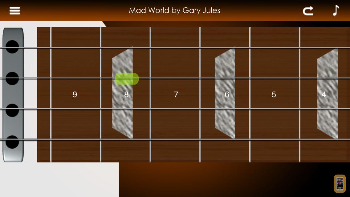 Screenshot - Bass Guitar!