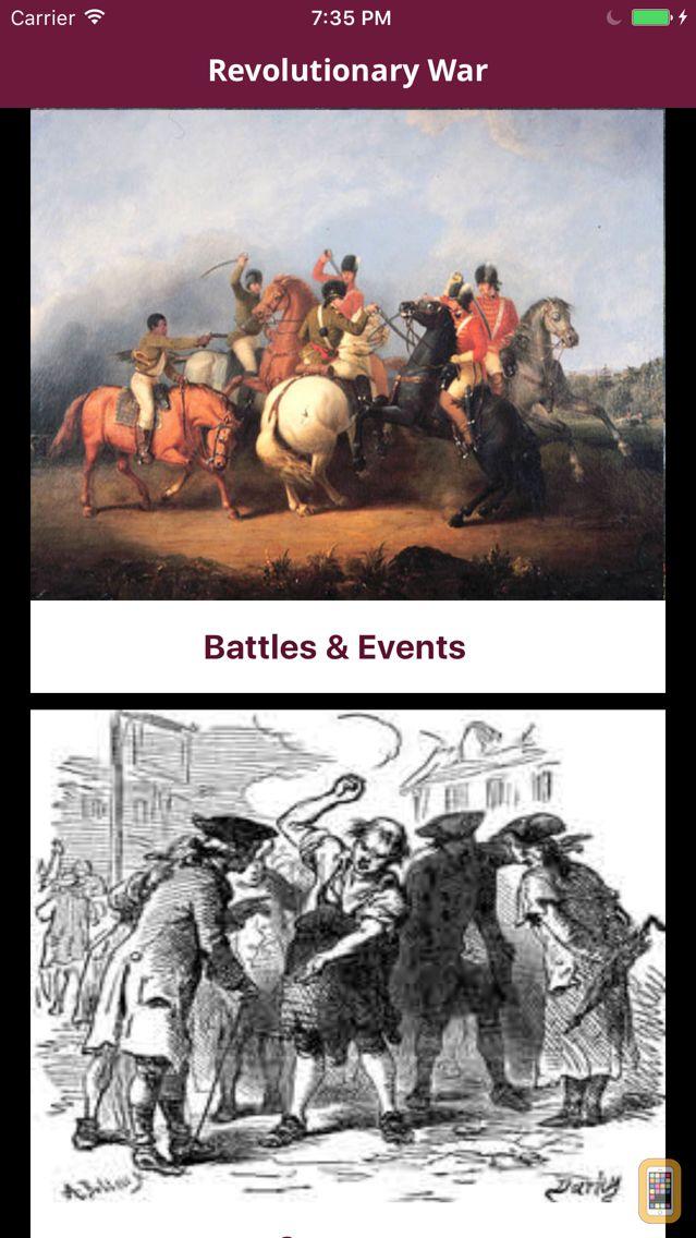 Screenshot - Revolutionary War