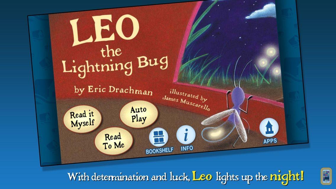 Screenshot - Leo the Lightning Bug
