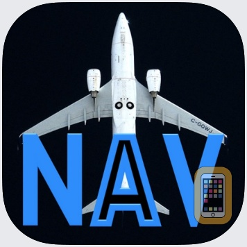 FlyBy Nav by Lonnie Ganz (iPhone)