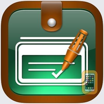 Checkbook - Ledger by Mobile Innovations LLC (Universal)