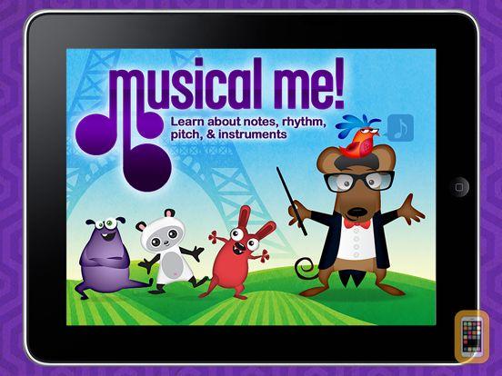 Screenshot - Musical Me! HD - by Duck Duck Moose