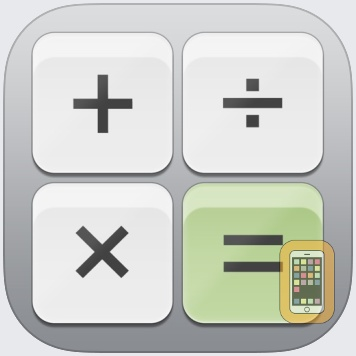 Calculator for iPad Free. by 7th Gear (Universal)