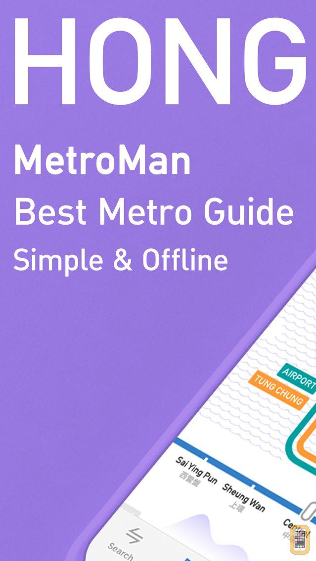 Screenshot - MetroMan Hong Kong
