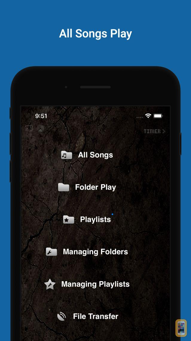 Screenshot - EZMP3 Player Pro