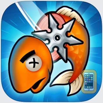 Ninja Fishing by Gamenauts (Universal)