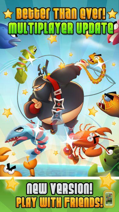 Screenshot - Ninja Fishing