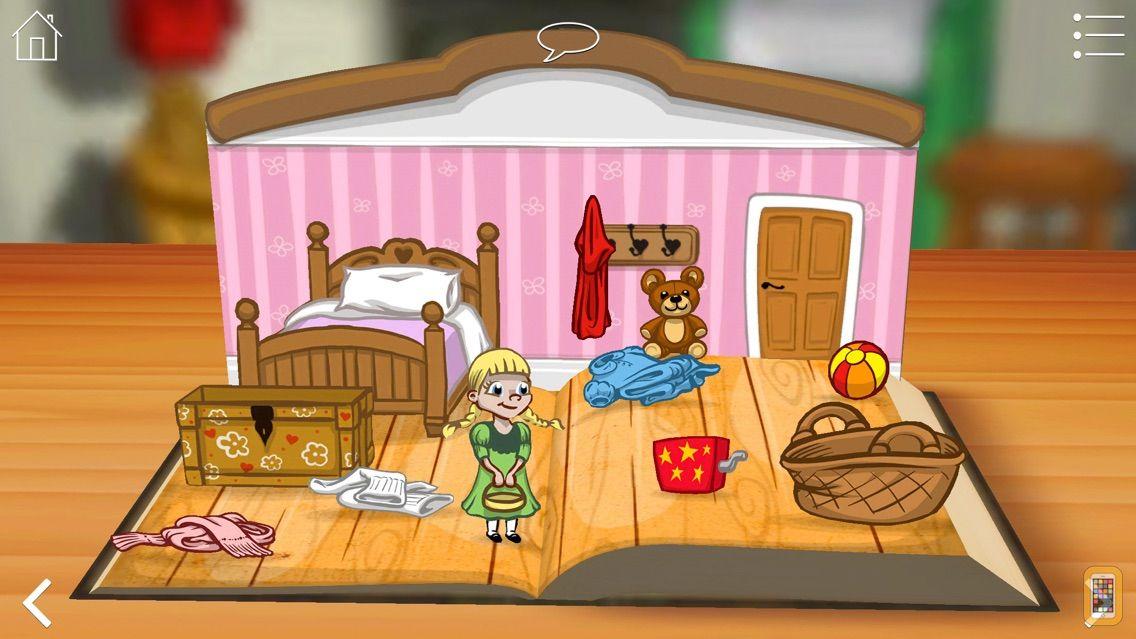 Screenshot - StoryToys Red Riding Hood