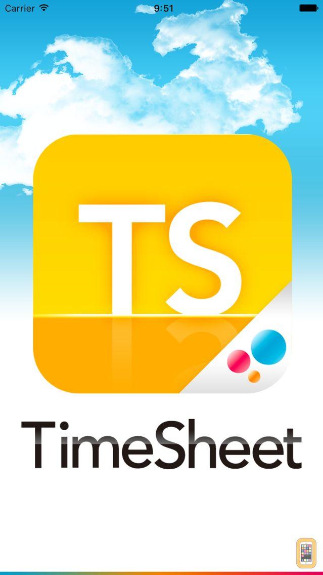 Screenshot - TimeSheet - IS -