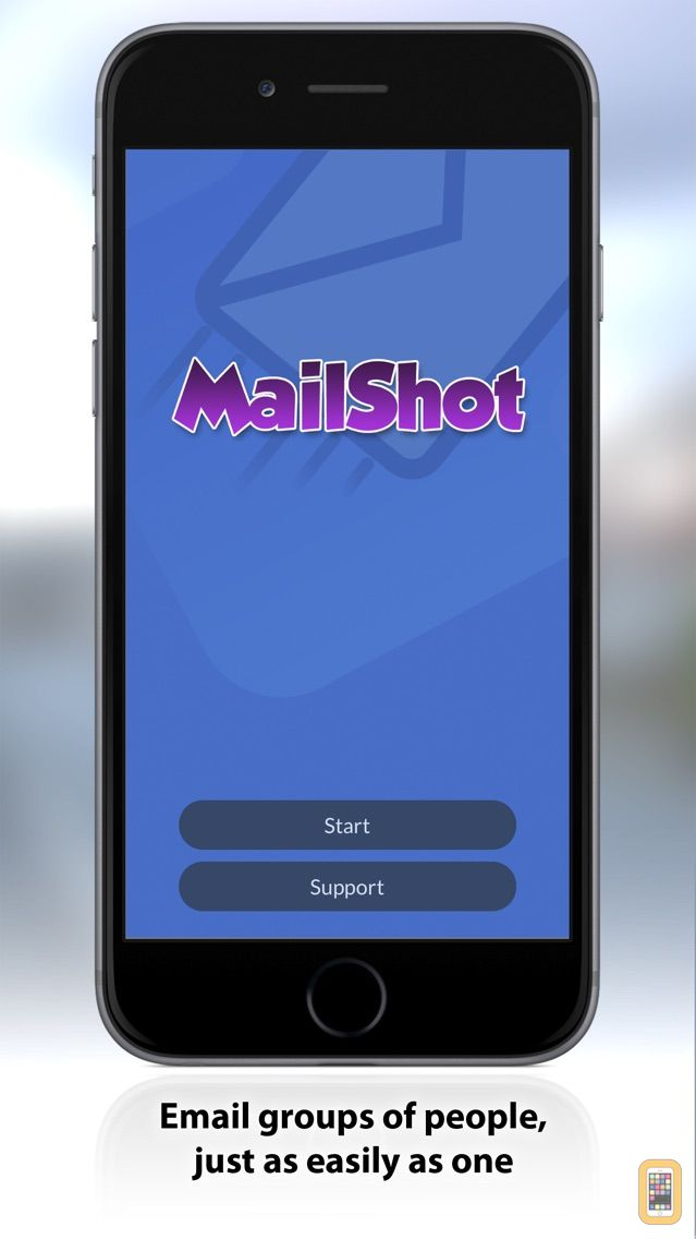 Screenshot - MailShot Pro- Group Email