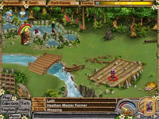 Screenshot - Virtual Villagers 5 for iPad