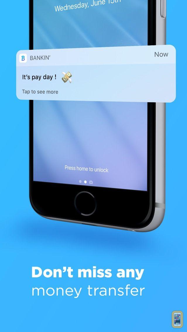 Screenshot - Bankin' - The Best App to manage my finances