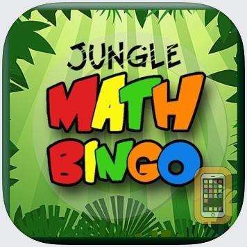 Jungle Math Bingo by Chris Egerter (Universal)