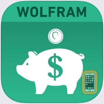 Wolfram Personal Finance Assistant App by Wolfram Group LLC (Universal)