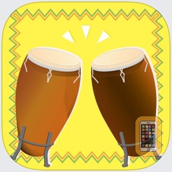 DrumBrother in Summer! - Bongo & Conga by Rage Box (iPad)