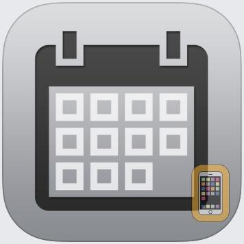 Calendar Statistics by Raphael Odermatt (Universal)