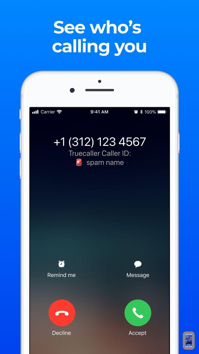 Screenshot - Truecaller: Spam protection