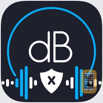 Decibel X:dB Sound Level Meter by SkyPaw Co. Ltd (Universal)