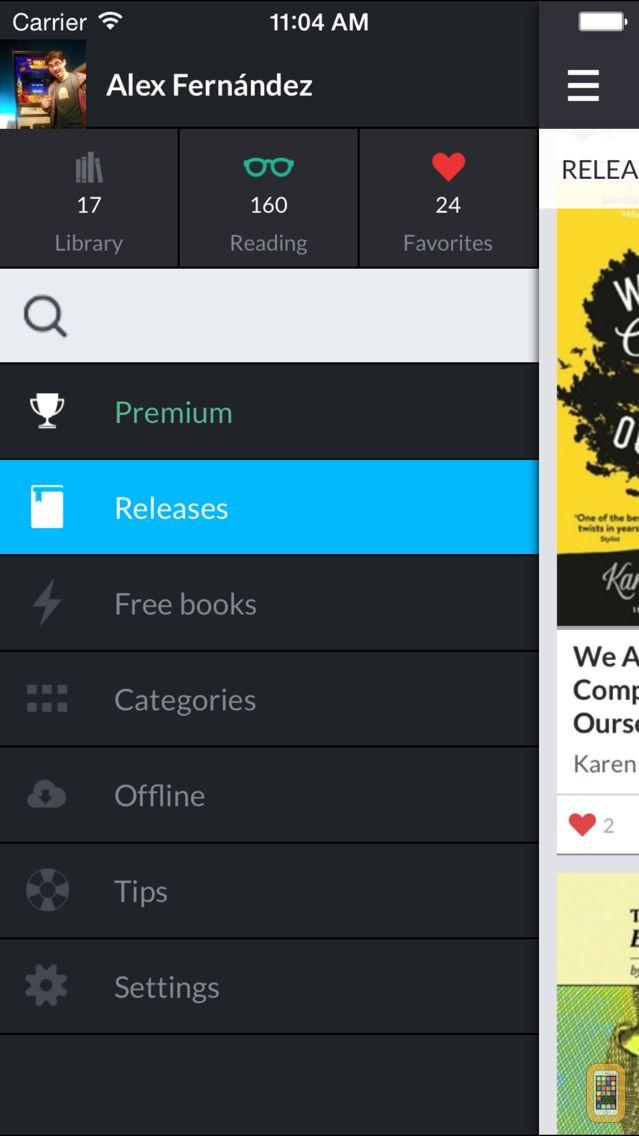 Screenshot - 24symbols – online books